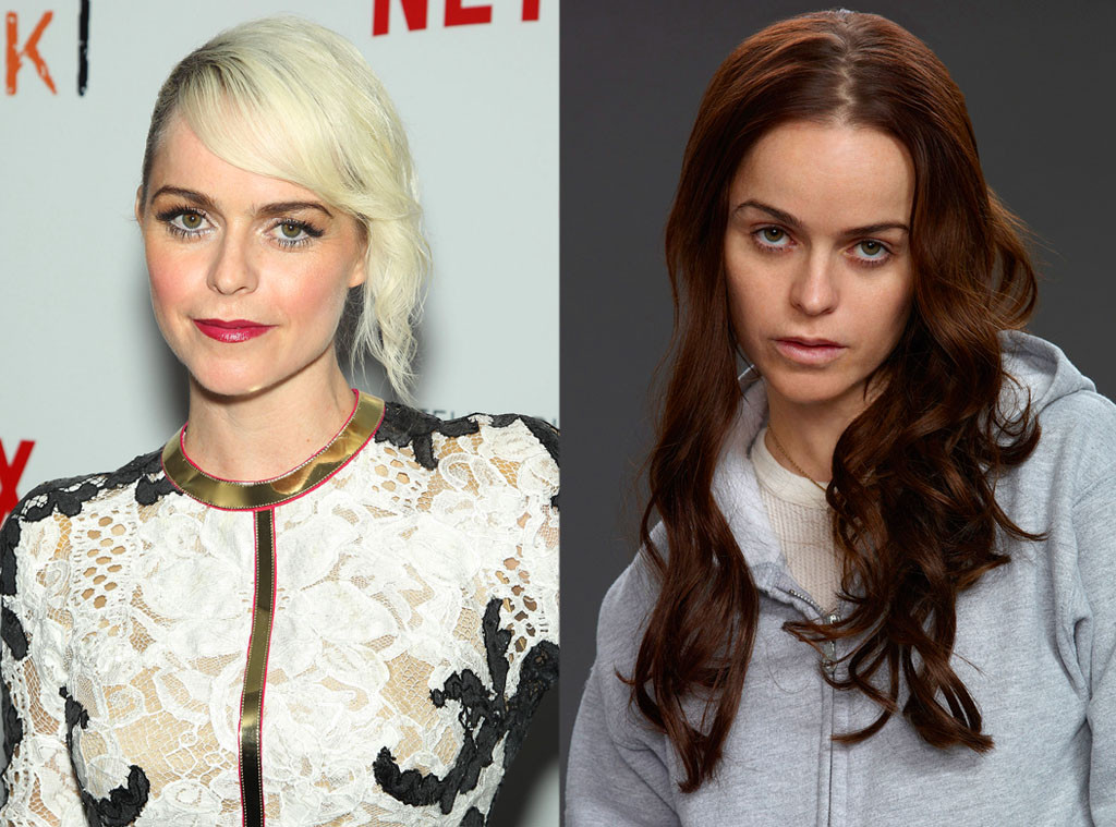 Real Life Orange Is The New Black Characters Taryn Manning (Tiffany...