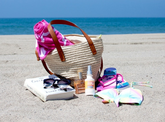 Beach Bags, What We'd Wear