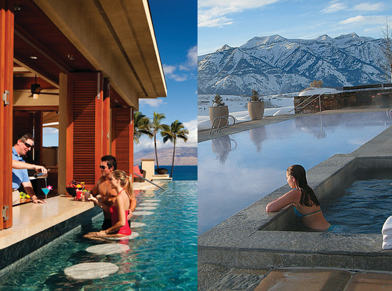 Best Resort Pools