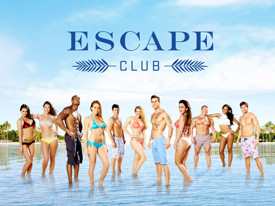 Escape Club Cast
