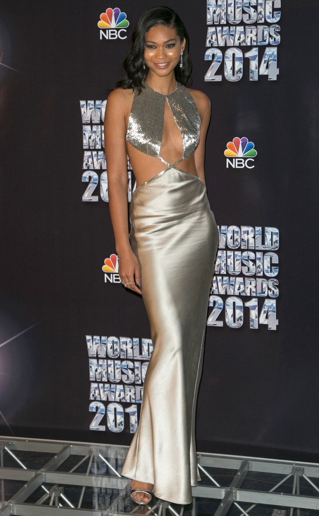 Chanel Iman, World Music Awards