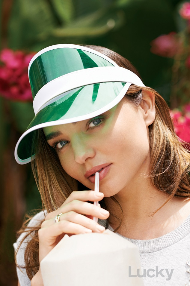 Miranda Kerr, Lucky Magazine