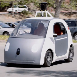google unveils its self driving car no brake pedal no gas pedal and no steering wheel e news. Black Bedroom Furniture Sets. Home Design Ideas