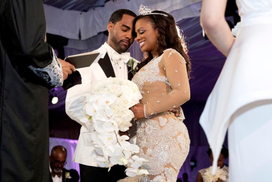 RHOA Kandis Wedding, Todd Tucker, Kandi Burruss