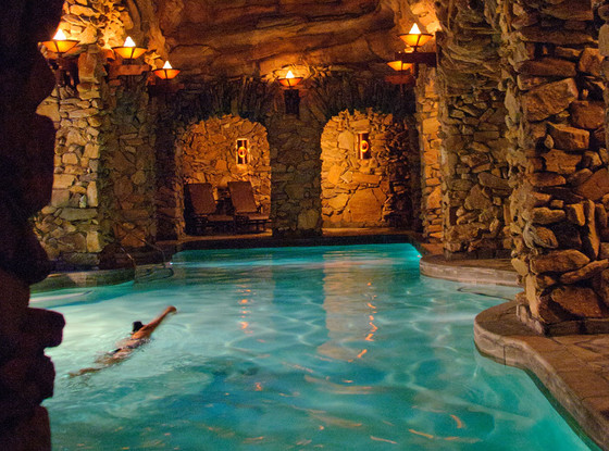 Best Resort Pools, Grovepark Inn Asheville