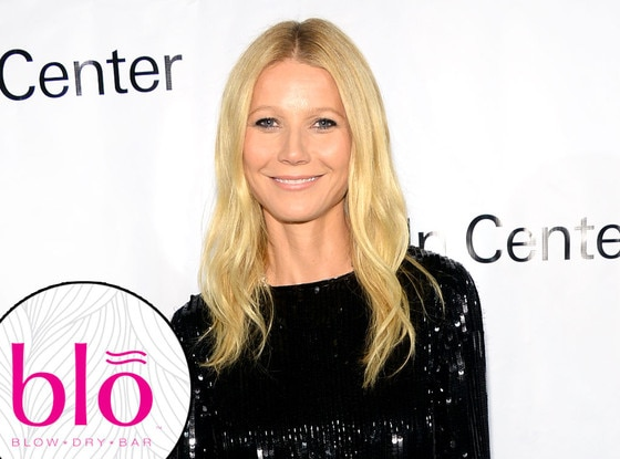 Gwyneth Paltrow, Blo Blow Dry Bar