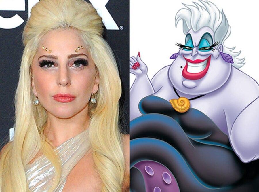 Lady Gaga, Ursula