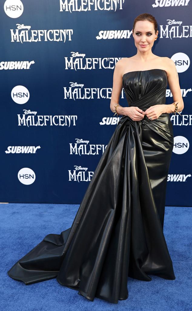 Angelina Jolie, Maleficent