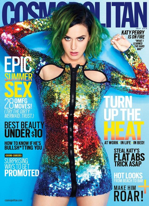 Katy Perry, Cosmopolitan