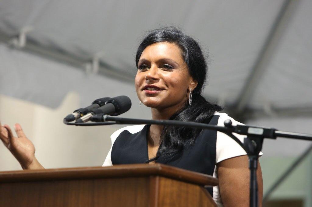 Mindy Kaling, Harvard Law School