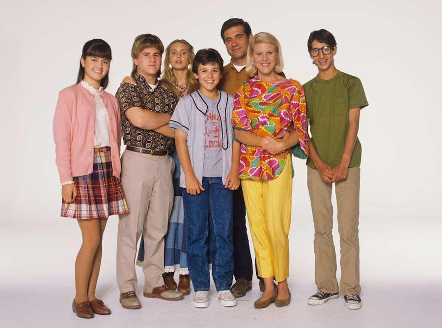 The Wonder Years, Cast