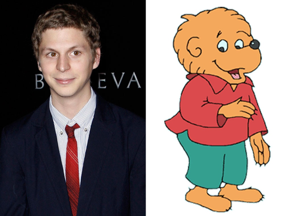 Celeb Voices, Michael Cera, Berenstain Bears