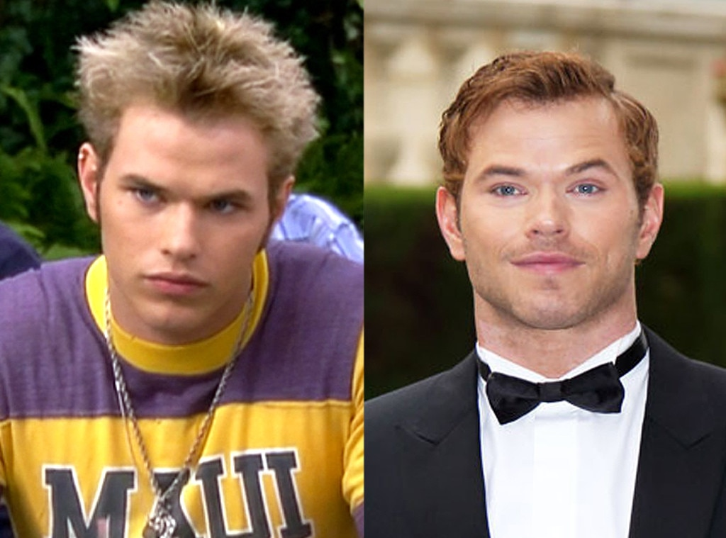 Kellan Lutz, The Comeback, Where Are They Now