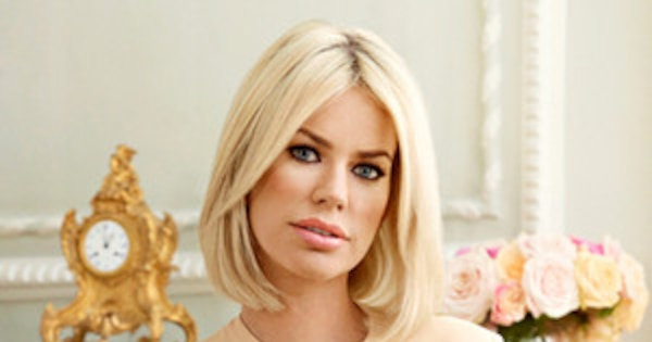 Ladies Of London Star Caroline Stanbury S Closet Is Out Of