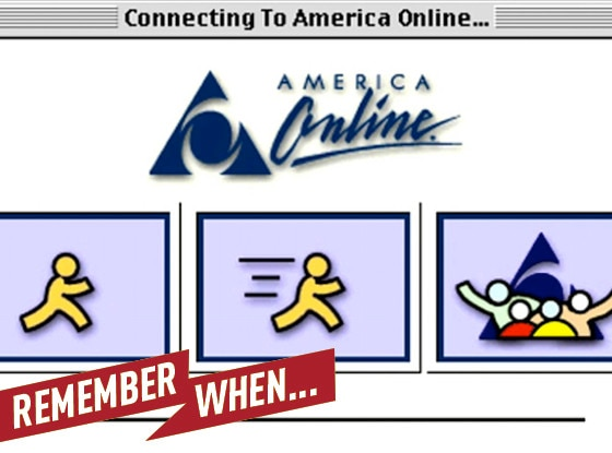 Remember When, AOL