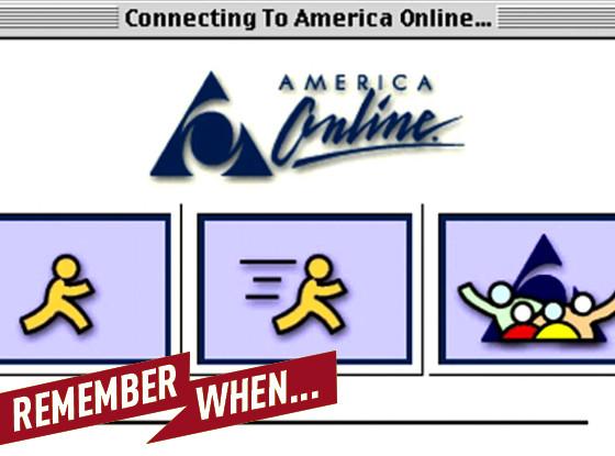 Remember When, AOL
