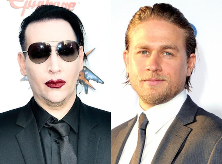 Marilyn Manson, Charlie Hunnam