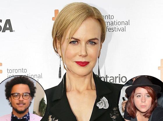 Nicole Kidman, Isabella Crusie, Connor Cruise