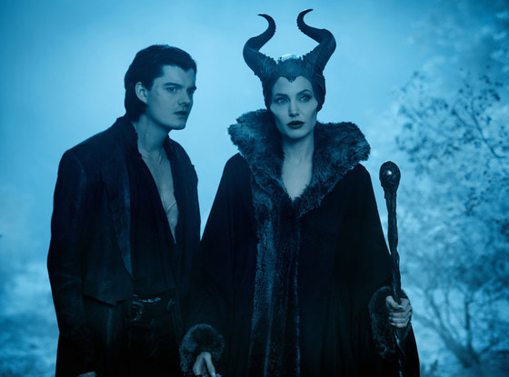 Maleficent, Angelina Jolie, Sam Riley
