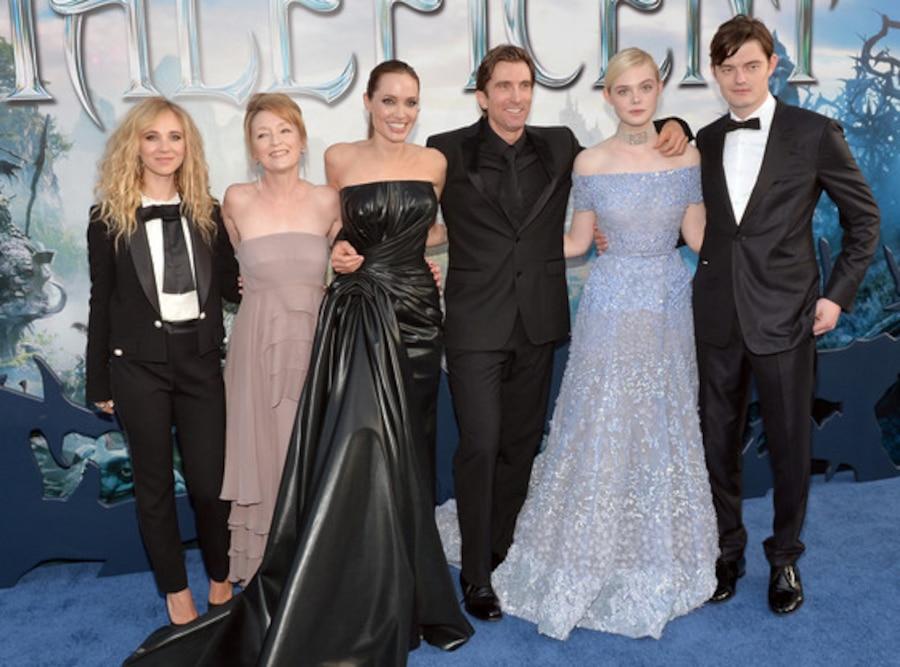 Juno Temple, Lesley Manville, Angelina Jolie, Sharlto Copley, Elle Fanning, Sam Riley