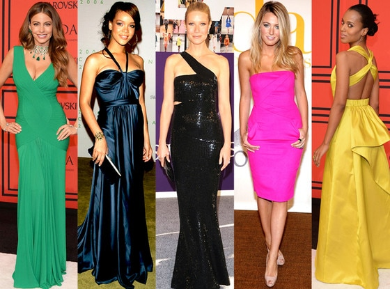 CFDA Fashion Awards, Kerry Washington, Sofia Vergara, Blake Lively, Gwyneth Paltrow, Rihanna
