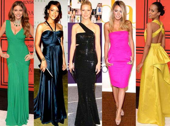 CFDA Fashion Awards, Kerry Washington, Sofia Vergara, Blake Lively, Gwyneth Paltrow, Rihanna