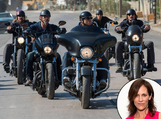 Sons of Anarchy, Annabeth Gish