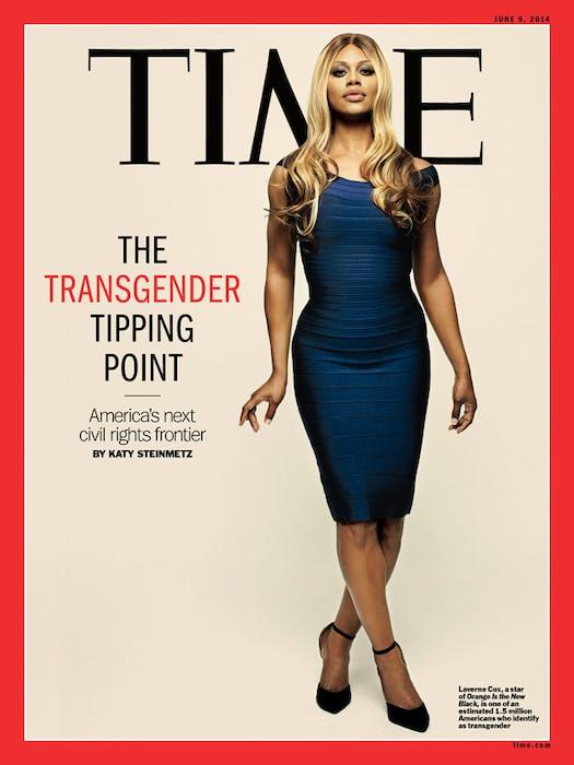 Laverne Cox, Time Magazine