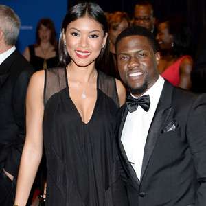 Kevin Hart, Eniko Parrish, White House Correspondents Dinner