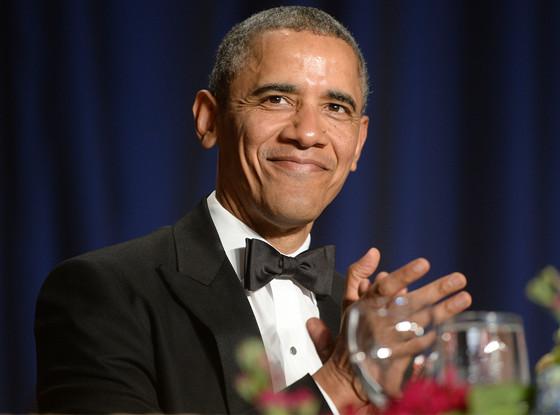 Barack Obama, White House Correspondents Dinner