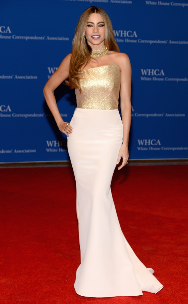 Sofia Vergara, White House Correspondents Dinner