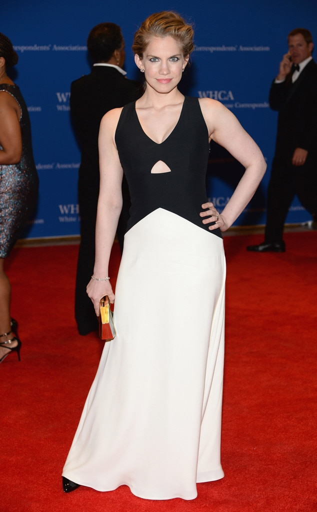 Anna Chlumsky, White House Correspondents Dinner