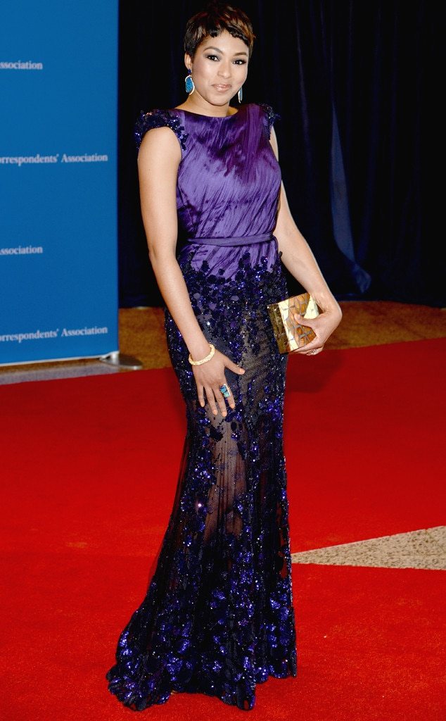 Alicia Quarles, White House Correspondents Dinner
