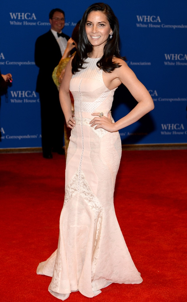 Olivia Munn, White House Correspondents Dinner