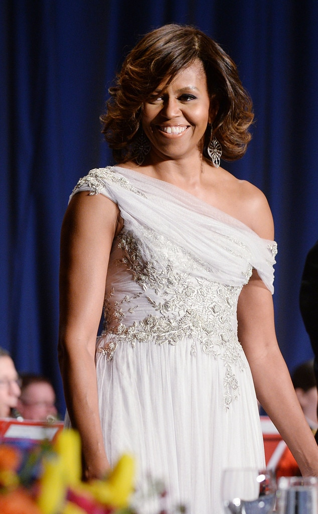 Michelle Obama, White House Correspondent's Gala