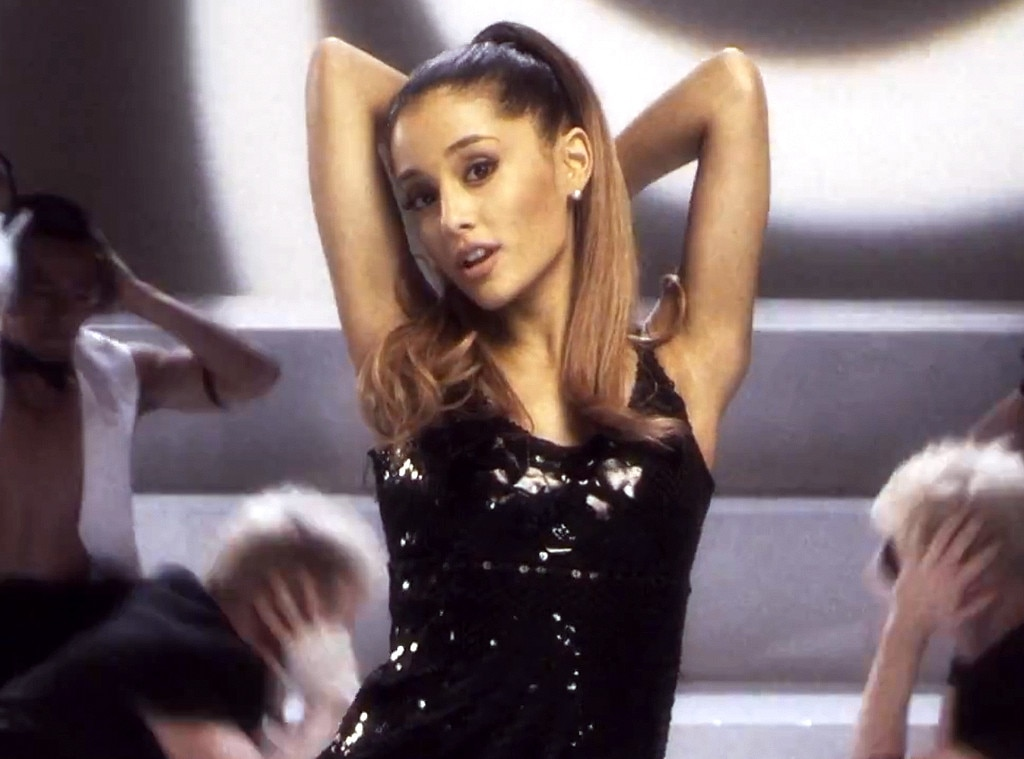 Ariana grande victoria justice leaked nudes