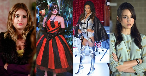 Pretty Little Liars Best And Worst Outfits Of All Time