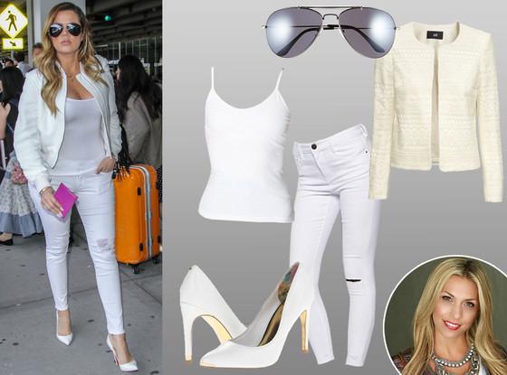 Ask A Stylist, Khloe Kardashian