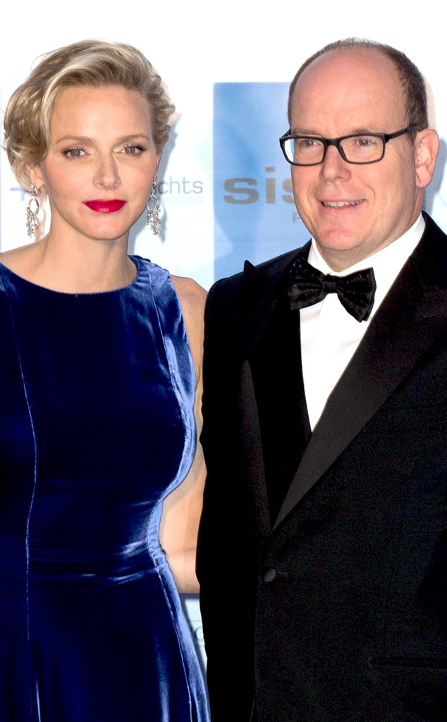Prince Albert II of Monaco, Princess Charlene