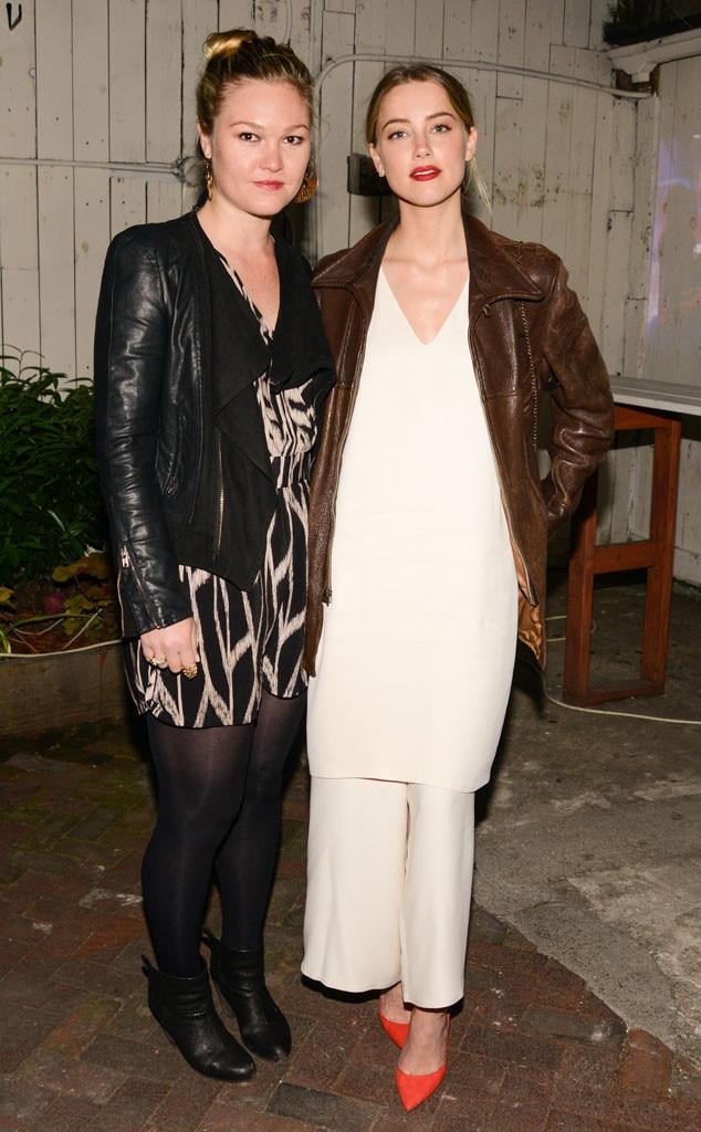 Amber Heard, Julia Stiles