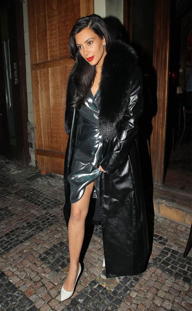 Kim Kardashian, Prague