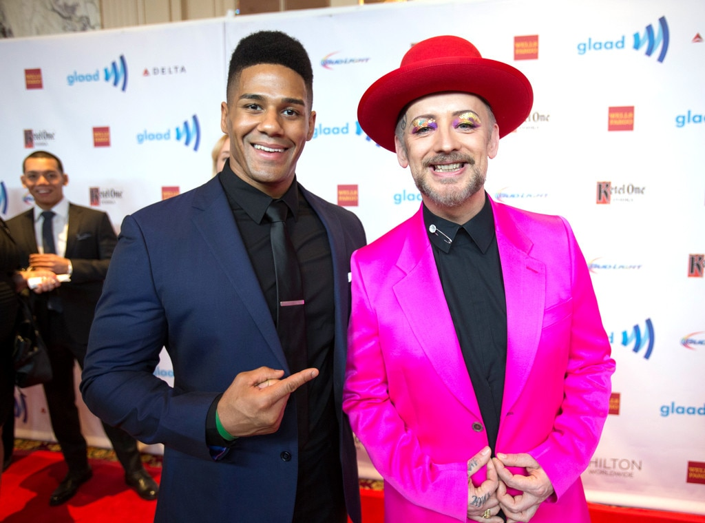 Darren Young, Boy George
