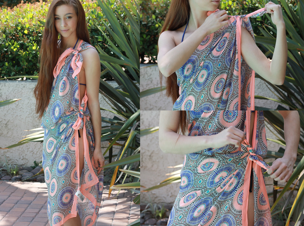 The Fabulist, Statement Sarong