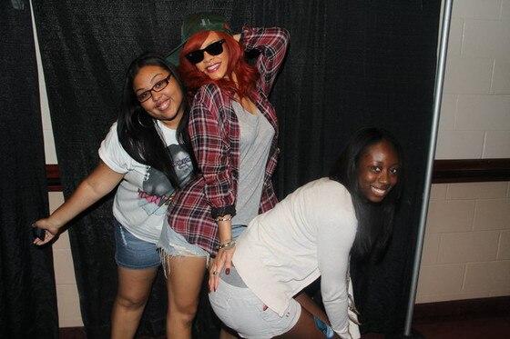 Rihanna, Fans