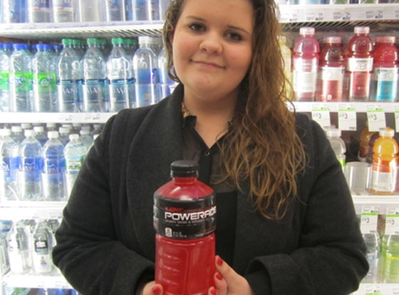 Sarah Kavanagh, Powerade Petition