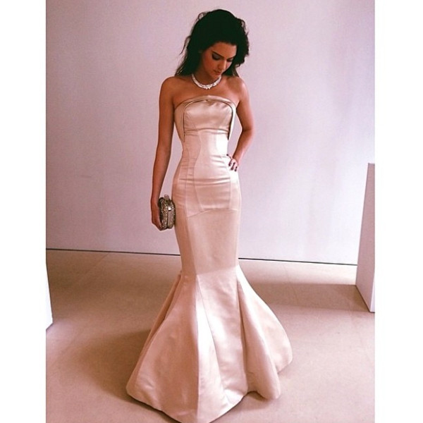 Kendall Jenner, MET Instagram