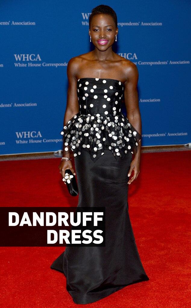 Lupita Nyong'o, White House Correspondents Dinner