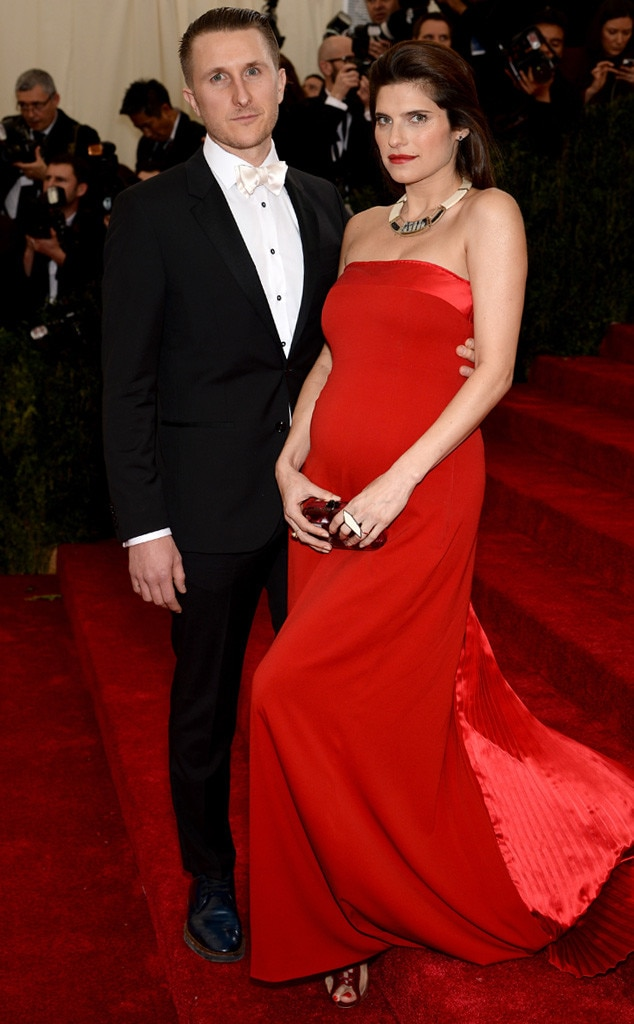 Scott Campbell, Lake Bell, MET Gala