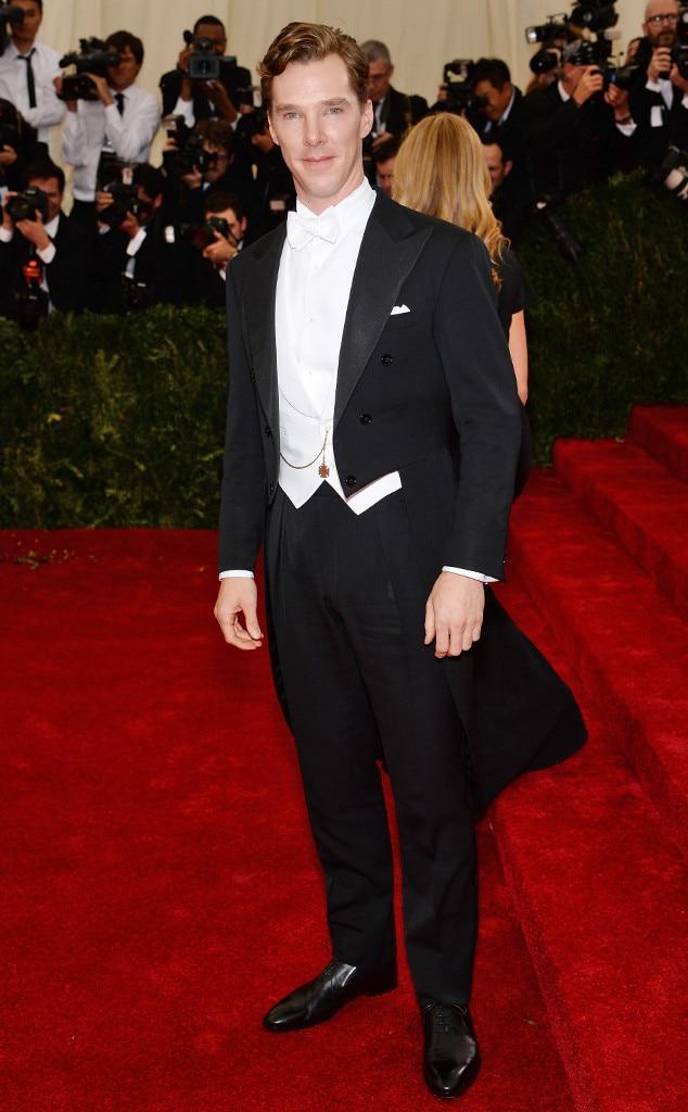 Benedict Cumberbatch, MET Gala