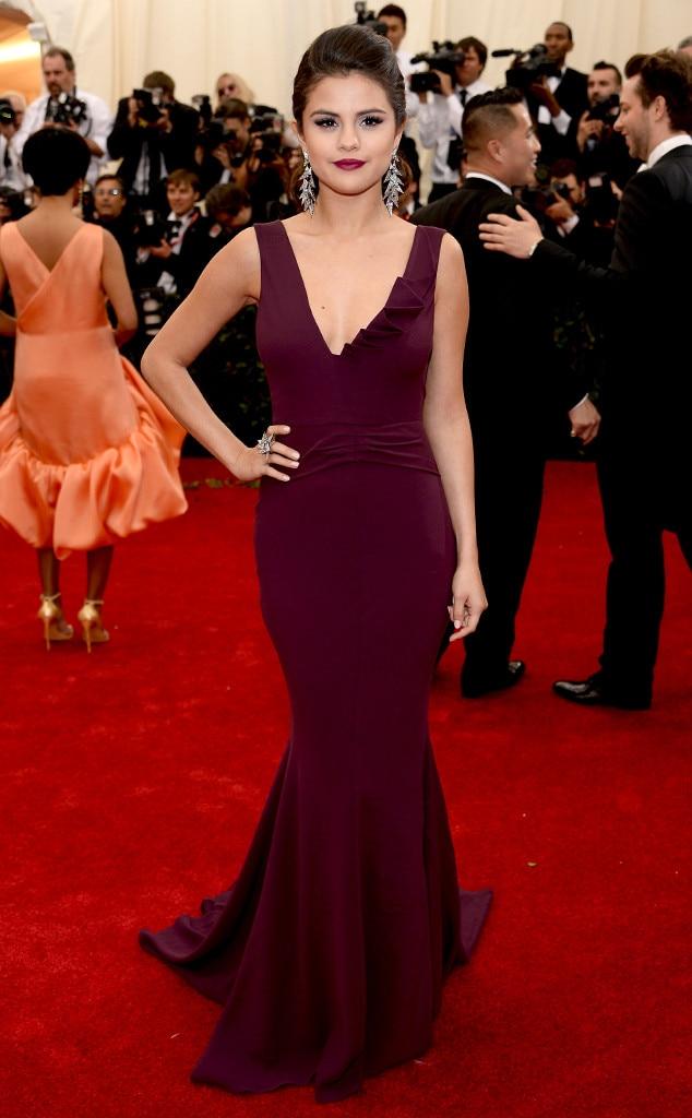 Selena Gomez, MET Gala, DVF